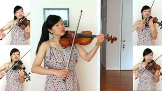 The Night Is Still Young by Nicki Minaj - Violin Cover