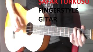 Ahmet Kaya - Şafak Türküsü(Fingerstyle)