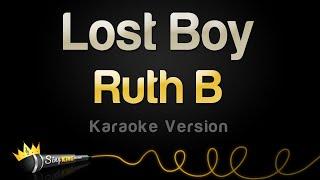 Ruth B - Lost Boy (Karaoke Version) width=