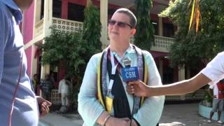 Rotary Tour to  San Miguel College in Dili