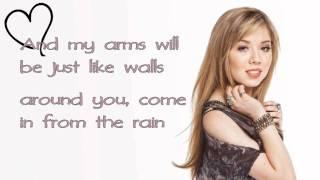 Jennette McCurdy/ Amanda Stott - Homeless Heart [Karaoke/ Instrumental/ Lyrics]