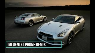 MI GENTE I PHONE REMIX RINGTONE