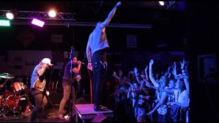 "Metro Station - ""Forever Young"" feat. Jordan of The Ready Set LIVE at The Garage"