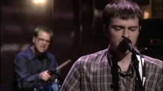 Weezer - Say It Ain't So (Live Letterman 95)