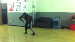 Keron Proverbs Choreography - Drake - 305 To My City Raw Footage