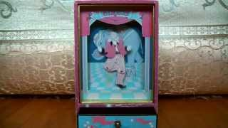 Vintage carillon CIRCUS Music Box