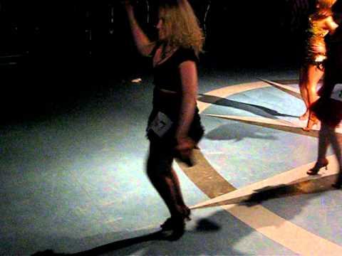 Salsa Amistad-2011. Styling. Women. 2nd round