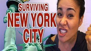TOP 5 TRAVEL TIPS FOR NEW YORK CITY | New York City Travel Guide