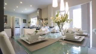 The Glenmuir showhome, Lindley Park