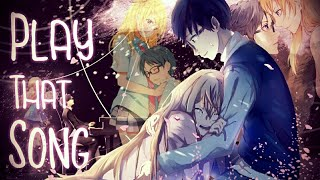 ♪ Nightcore → Play That Song 【Lyrics】