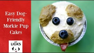 How to Make Cupcakes for Dogs - DOG LICKS RECIPE