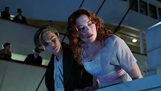 Titanic - Deleted Scene - Flirting with Ice [HD]