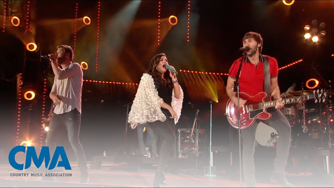 Stubhub Lady Antebellum Summer Plays Tour Cincinnati Oh