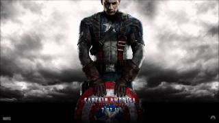 Captain America Soundtrack - 16 Triumphant Return