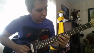 Bullet For My Valentine  Raising Hell (Solo Cover)
