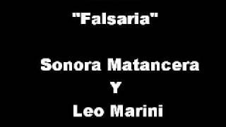 024 Falsaria - Sonora Matancera Y Leo Marini