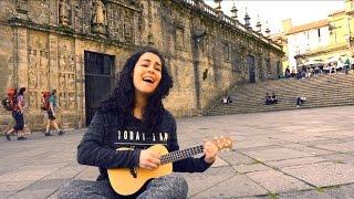 Un canto a Galicia ( en directo  Ukelele Cover )