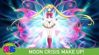 Moon Cosmic Power & Crisis Make Up! | Sailor Moon Crystal | SeraSymphony