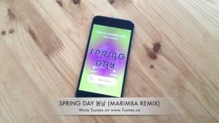 Spring Day 봄날 Ringtone (BTS 방탄소년단 KPop Marimba Tribute Remix Ringtone) • For iPhone & Android