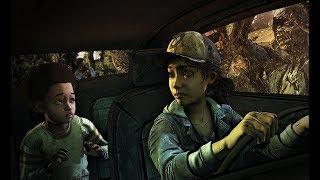 The Walking Dead - The Final Season Первый допрос в жизни Клем #4
