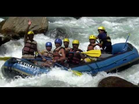 Rejser Ferie i Nepal Rafting down the Kali Ghandaki River ferie rejser Kathmandu Nepal