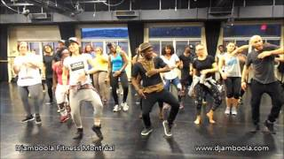 Chorégraphie Karidjatou - Serge Beynaud, par Djamboola Fitness