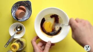 Gluten-Free Egg Fried Rice in a Mug