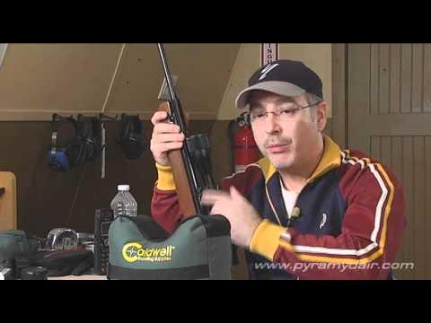 Video: Beeman R7 air rifle - AGR Episode #57    Pyramyd Air