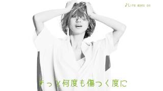 Ms.OOJA ~Life goes on~Album「COLOR」より