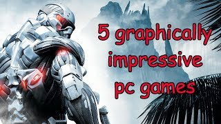 5 graphically impressive PC games - minimme