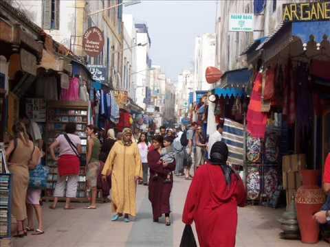Manajah Presents : Morocco