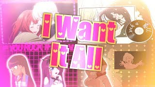 I Want it all -- Full Candy Mep
