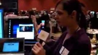 CES 2008 - Display Link