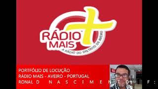 PORTFÓLIO - VINHETAS RADIO MAIS PORTUGAL