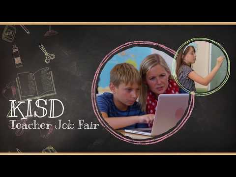 Teacher & Special Ed Professionals Job Fair img