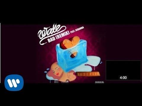 Bad Remix Ft Tiara Thomas de Wale Letra y Video