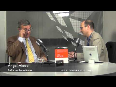 Ángel Aledo, en Periodista Digital
