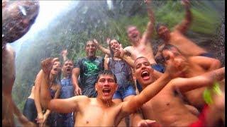 Cascada Cañaverales en Floridablanca