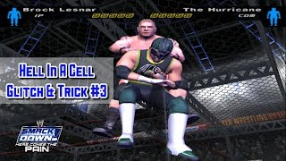 Hell In A Cell | Glitch & Trick #3 | WWE SmackDown! Here Comes The Pain (2003)