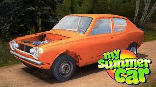 My Summer Car - Dieseli mersu raivoaa