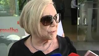 Lourdes Norberto confessa estar muito transtornada com situação de Maria Barros