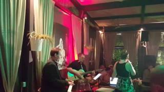 Martina Vrbos- Pusti neka pricaju Live (deo sa promocije pesme i spota)