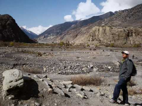 Nepal Jomson Marpha Trek Deepak & Alice Mar 09