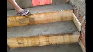 Escada de Concreto super dica