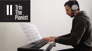 Prelude 2 - Dustin O´halloran - Piano cover