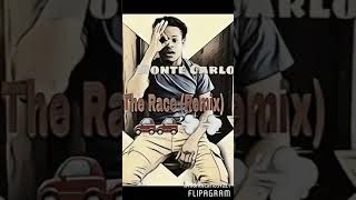 "Monte Carlo - ""The Race "" ( Tay-K Remix) (Official Audio)"