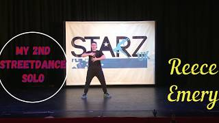My Second Streetdance Solo! (Live!)