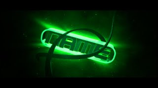 FREE 3D Green Burst Intro Template #76