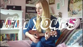 JASON MRAZ 'I'm Yours' | Kate Harrold Ukulele Cover
