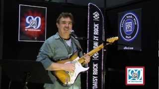 Blues Turnarounds :: Steve Trovato :: LIVE from NAMM 2012